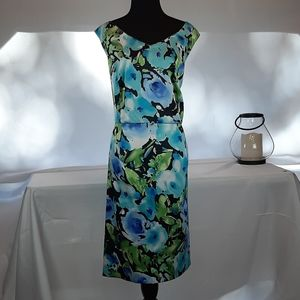Dress Barn Floral business dress